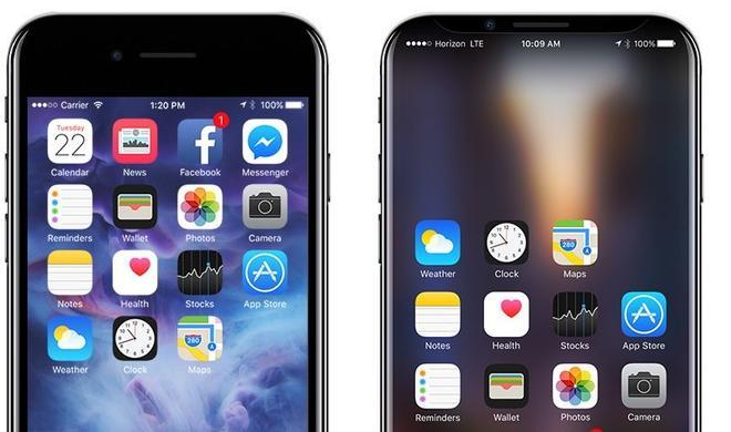 iPhone 8: Apple bestellt OLED-Panels im großen Stil bei Samsung
