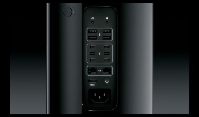 Neuer Mac Pro jetzt online erhältlich