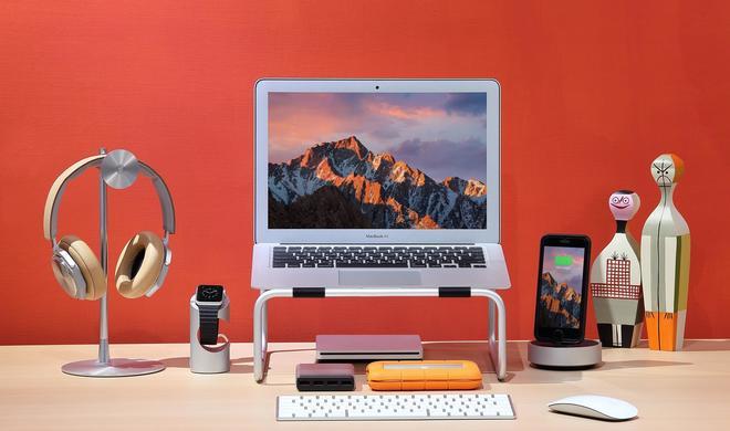 Just Mobile: Design trifft Aluminium