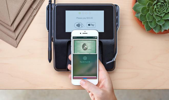 Das iPhone als Geldbörse: Bezahlen im Geschäft und im Netz