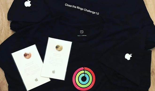 Apple Watch: Weitere Fitness-Herausforderung für Apple-Mitarbeiter abgeschlossen