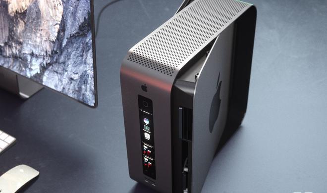 Da ist das Ding: So könnte der neue Mac Pro aussehen