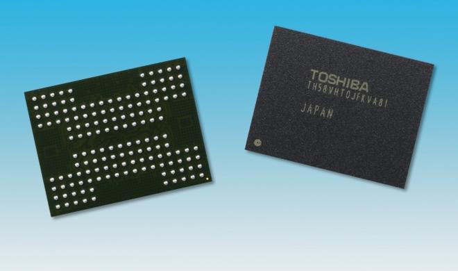 Apple will 20 Prozent von Toshibas Chip-Geschäft haben