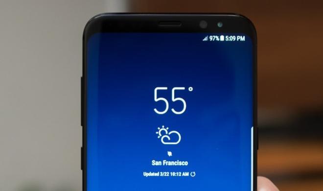 YouTube-Vandalen bekommen Akku des Samsung Galaxy S8 nicht entzündet