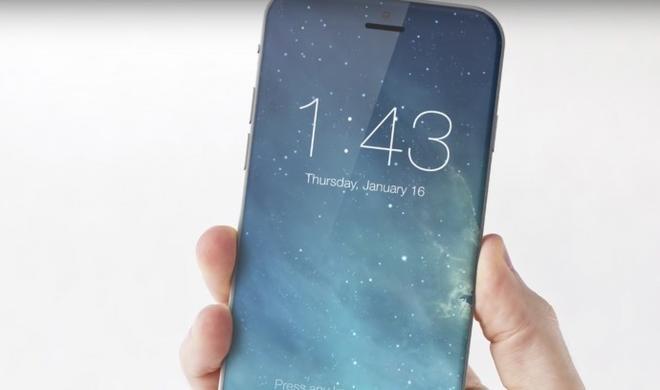 """""""iPhone 8"""": Touch ID ist entweder vorne oder komplett abstinent"""