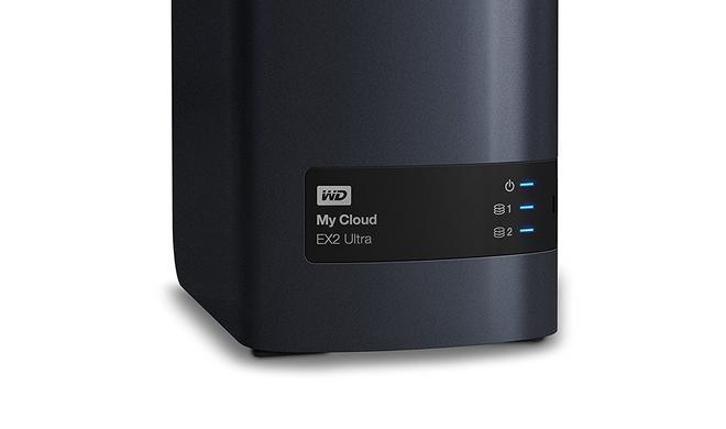 8 TB im NAS vorinstalliert: WD My Cloud EX2 Ultra nur heute günstiger