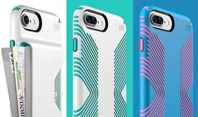 """Für iPhone 7: Speck stellt zwei """"Presidio Classic Edition""""-Cases vor"""