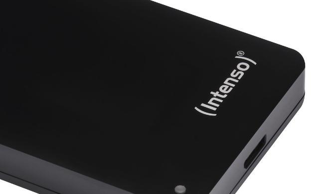 Nur heute günstiger: Mobile Festplatte Intenso Memory Case mit 2 TB reduziert