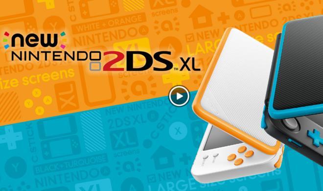 New Nintendo 2DS XL völlig überraschend angekündigt
