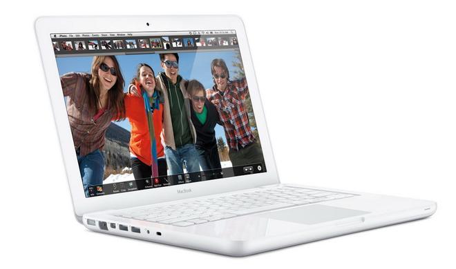 """Apples Plastik-Macbook gehört nun zum """"Alten Eisen"""""""
