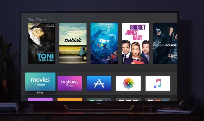 Apple TV 4: Apple veröffentlicht tvOS 10.2.1 Beta 5 für Entwickler