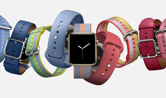 Apple Watch: Apple ist jetzt der größte Wearable-Hersteller vor Fitbit & Co.