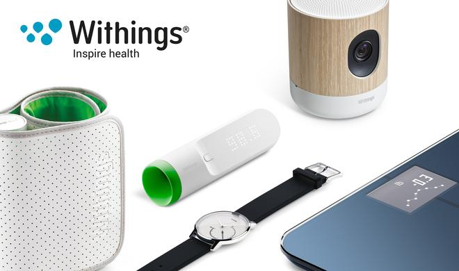 Clevere Health- und Home-Produkte im Fokus: Withings-Waren am Wochenende viel günstiger