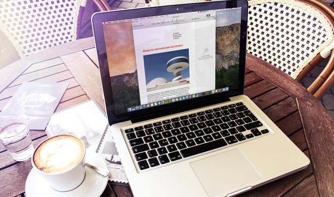 Pages am Mac: So formatieren Sie einen Text bereits beim Einfügen
