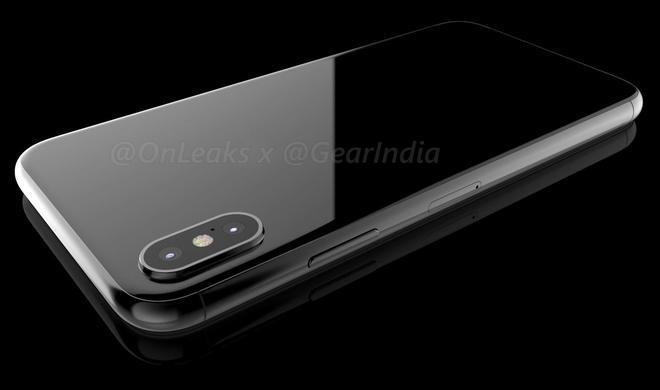 iPhone 8: Neue Renderbilder aus angeblichen CAD-Entwürfen