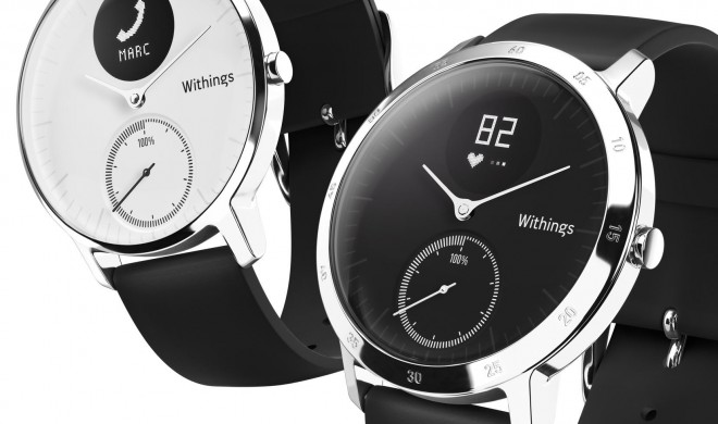 Withings Steel HR im Test: Best of 3 Worlds?