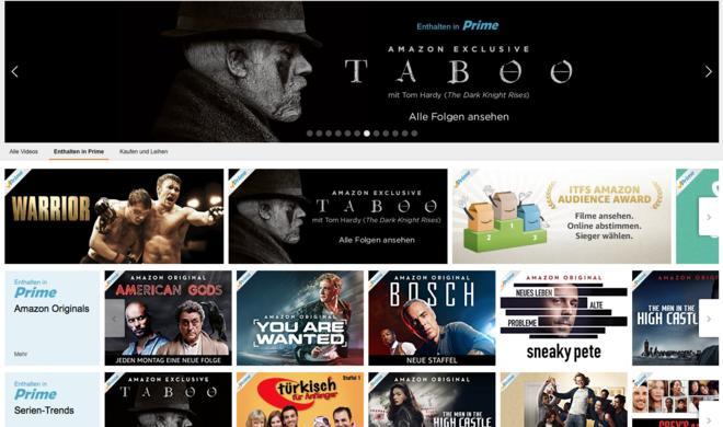 Amazon Prime Video auf Apple TV: Ankündigung zur WWDC erwartet