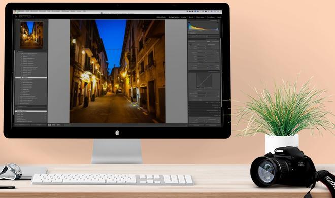 Reisefotos mit Adobe Lightroom verbessern