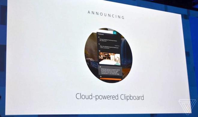 Von Windows 10 nach iOS kopieren: Microsoft kündigt Cloud-Zwischenablage an