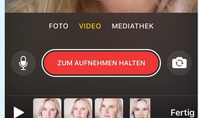 Apple Clips: Apples neue Video-App ausprobiert