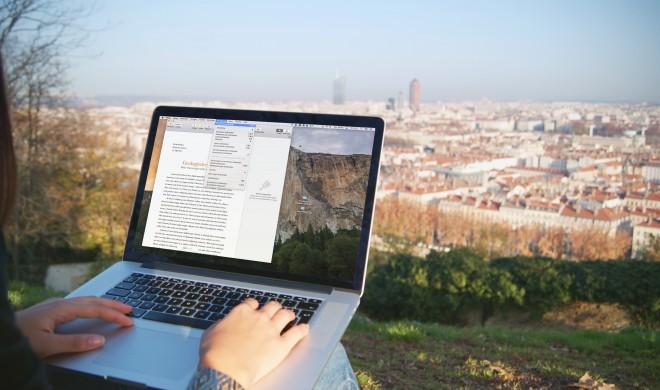 Pages am Mac: Viele Dokumente in einem Fenster - So nutzen Sie die neuen Tabs