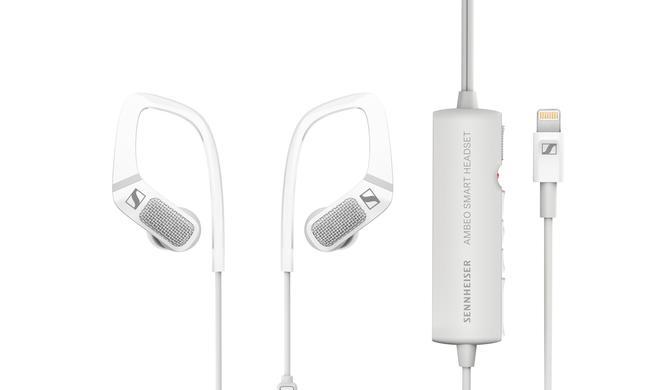 Sennheiser Ambeo Smart Headset: Rundumklang aufnehmen zum kleinen Preis