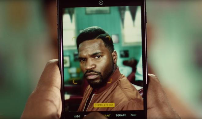 "iPhone-Fotografie: Neuer ""Friseur""-Spot zeigt den Porträtmodus"