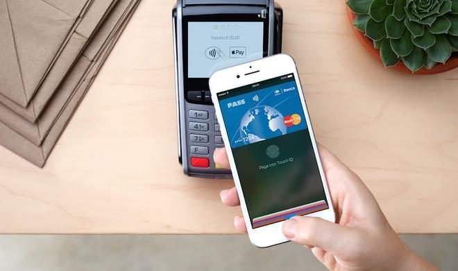 Apple Pay offiziell in Italien gestartet