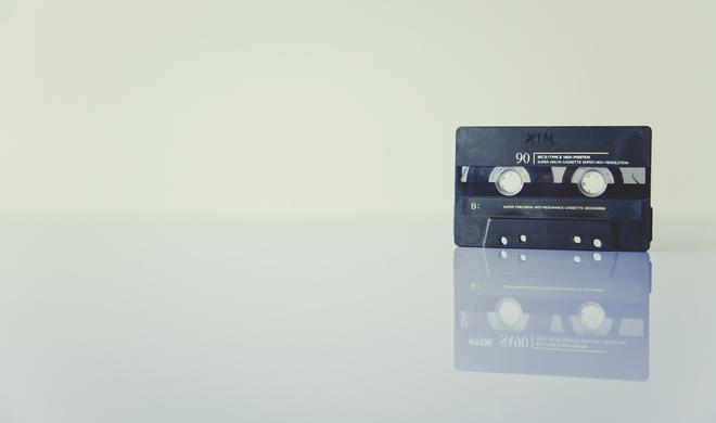 Holen Sie den Walkman zurück: Die Kassette auf dem iPhone – reduziert