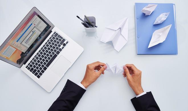 Mit dem Mac auf dem Weg zum papierlosen Büro