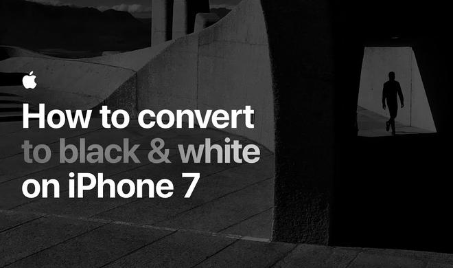 Vier neue Apple-Tutorials: So fotografiert man mit dem iPhone 7