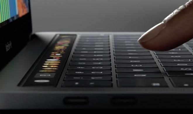 MacBook Pro: Apple tauscht bei Tastenklemmern die ganze Tastatur