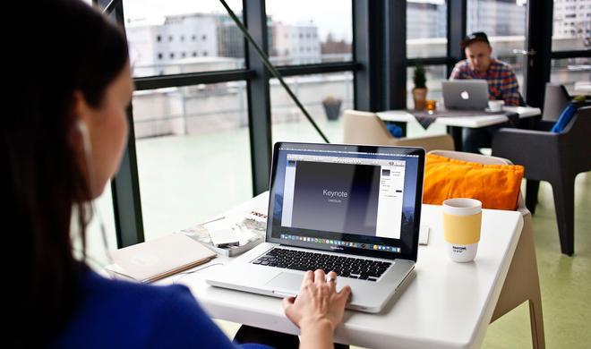 Keynote am Mac: So speichern Sie Keynote-Präsentationen als PowerPoint-Dateien