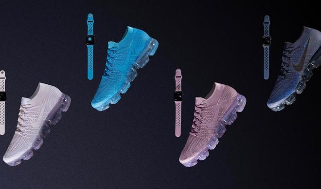 Nike bringt neue Apple Watch Sport Bands passend zu Air VaporMax Flyknit