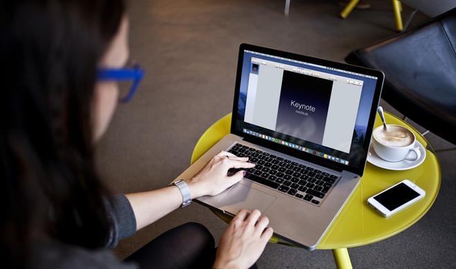 Keynote am Mac: So erstellen Sie eine Präsentation im Hochformat