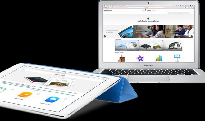 Apple will Lehrer zu Apple Teachern ausbilden
