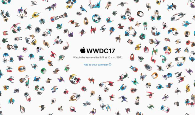 WWDC 2017: Apple bestätigt Livestream für Keynote