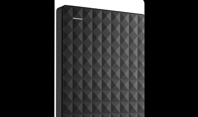 Portabler Speicher günstig: Seagate Expansion mit 2 TB reduziert