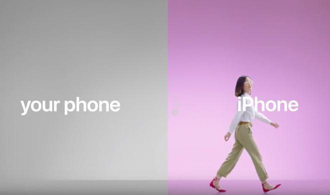 So will Apple Android-Nutzer zum Umstieg bringen