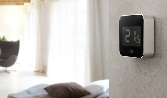 Elgatos Smart Home bekommt Zuwachs: Eve Degree misst Temperatur und Luftfeuchtigkeit