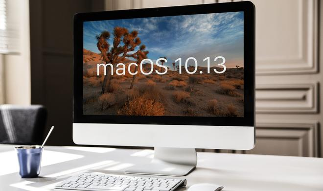 macOS 10.13: Welche neuen Funktionen könnte Apple zur WWDC vorbereiten
