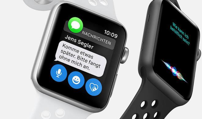 watchOS 4 kommt: Diese Funktionen erhält die Apple Watch