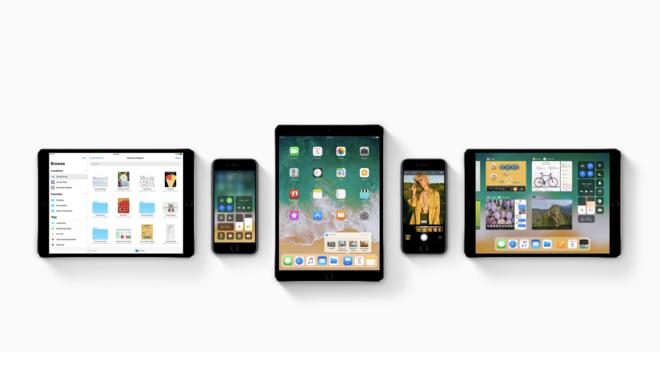 iOS 11 offiziell vorgestellt: Alle Informationen zum neuen iPhone- und iPad-Betriebssystem