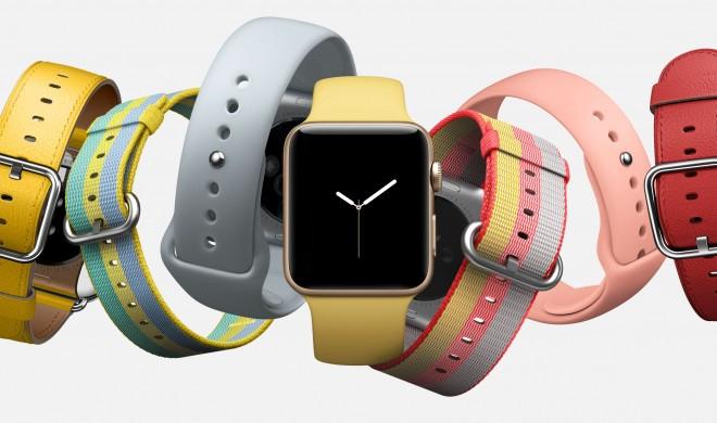 Apple stellt Nylon-Armband für die Apple Watch als Pride Edition vor - Weitere Varianten veröffentlicht