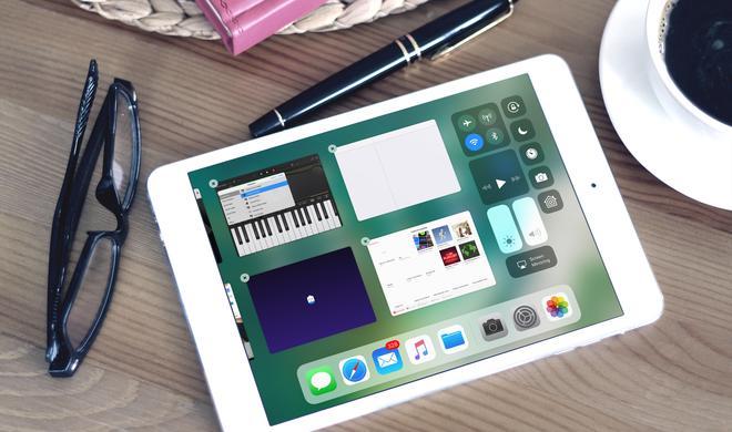 iOS 11 Vorschau: So sieht das anpassbare Kontrollzentrum aus