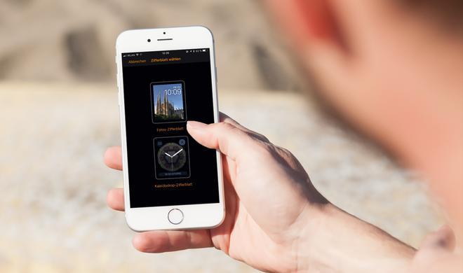 iOS 11: Fotos-App kann Zifferblätter für die Apple Watch erstellen