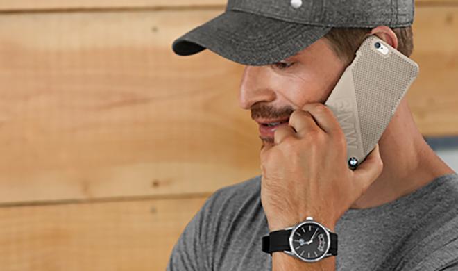 M-Power für das iPhone: Apple-Zubehör für BMW-Liebhaber
