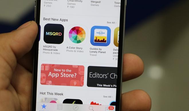 Wie Gauner im App Store 80.000 US-Dollar im Monat erwirtschaften