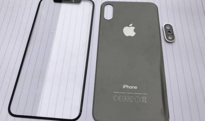 Unglaublich: Das sollen Teile des iPhone 8 sein