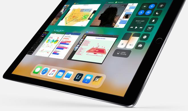 iOS 11: Das kann das neue Dock am iPad